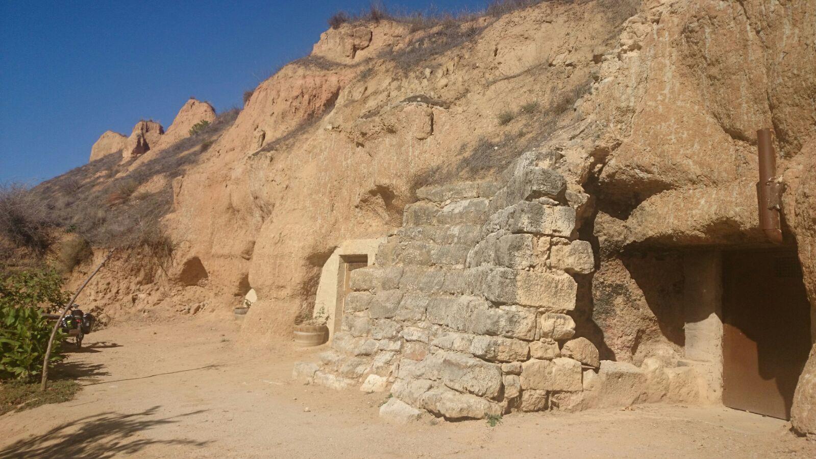 Rincones de Toro con un toque de Capadocia Turca