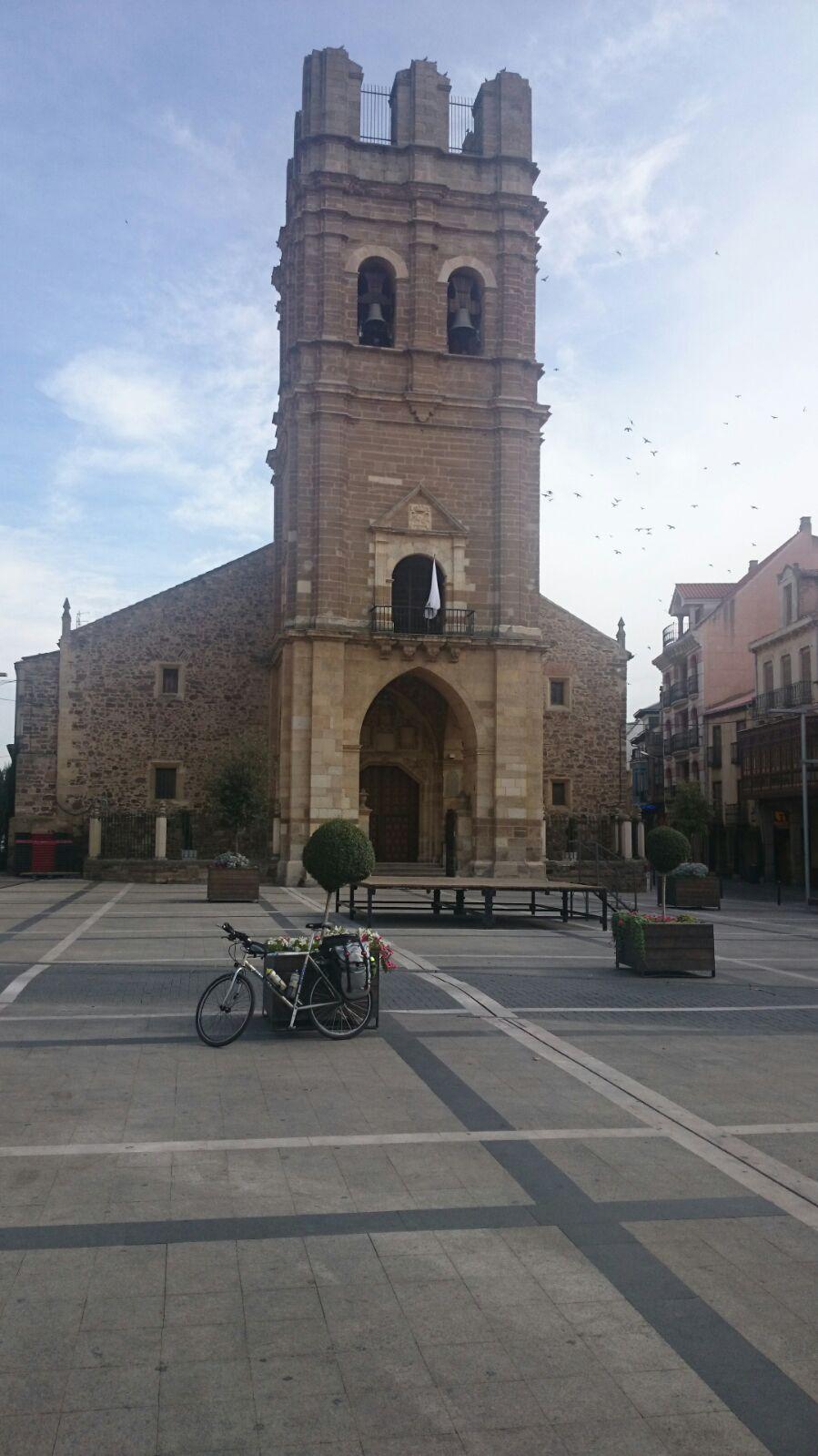 Iglesia de La Bañeza