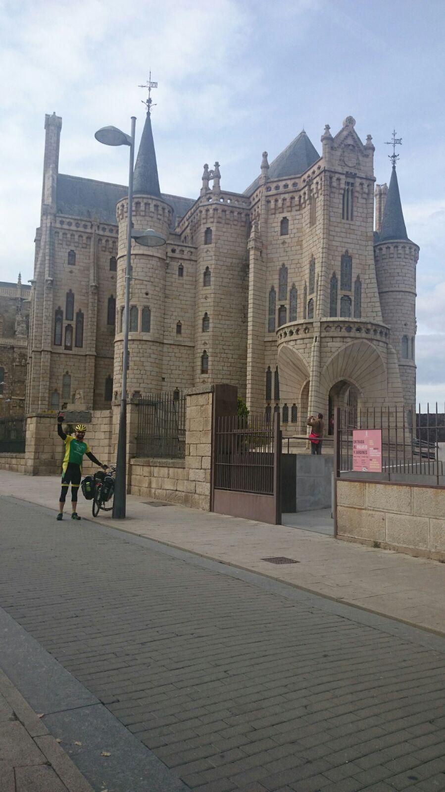 Palacio de Gaudi, Astorga