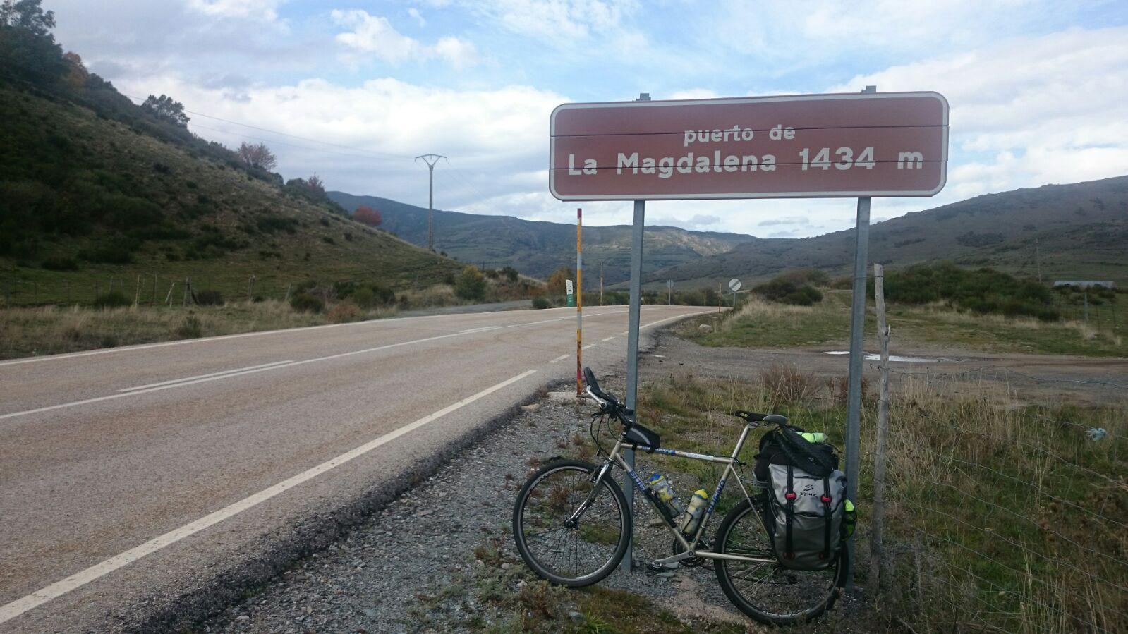 La madelein española