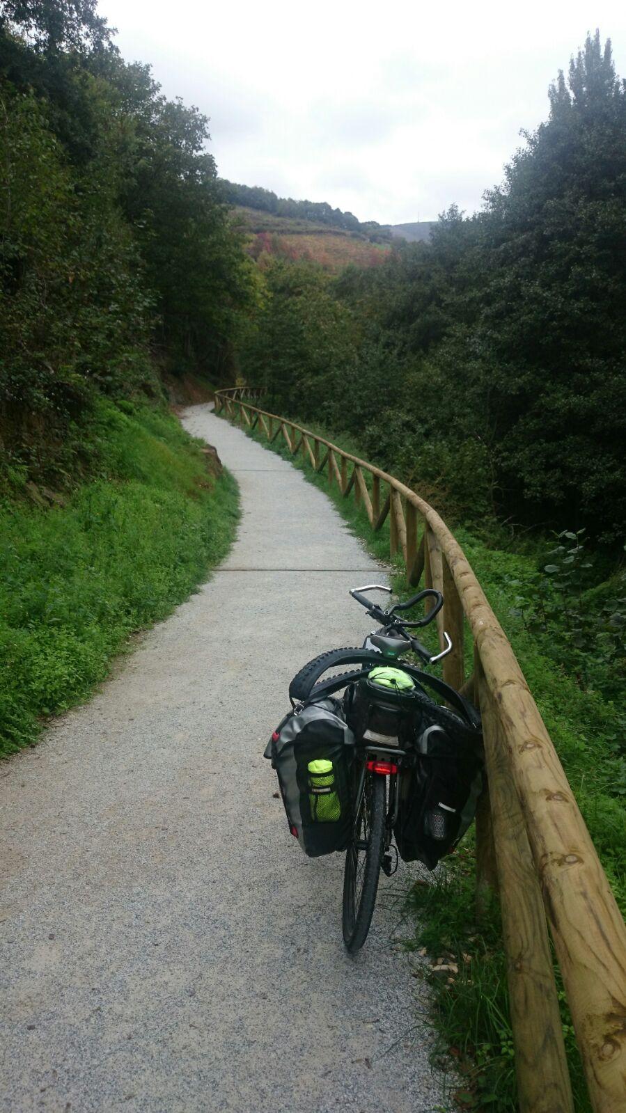 Paseo verde Cangas de Narcea