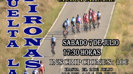 III VUELTA A LAS PIRONAS (Junior-Sub-23-Elites-Master-30-40-50 y Cicloturistas)
